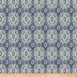 Fabricut Panettone Denim Canvas Fabric