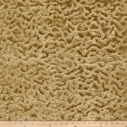 Fabricut Pareto Velvet Gold Fabric