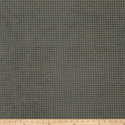 Fabricut Perforated Faux Suede Chartreuse Fabric