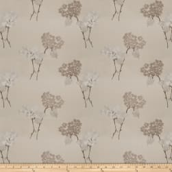 Fabricut Picturesque Faux Silk Taupe Fabric