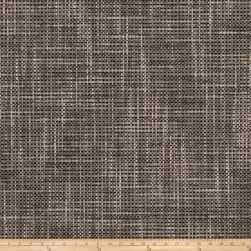Fabricut Pilot Basketweave Onyx Fabric