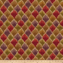 Fabricut Pons Diamond Berry Fabric