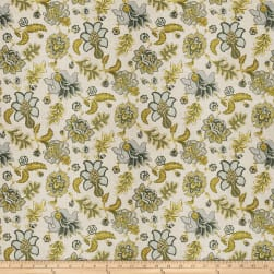 Charlotte Moss Prato Linen Blend Watercolor Fabric