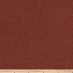 Fabricut Principal Brushed Cotton Canvas Cinnabar