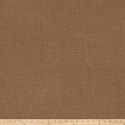 Fabricut Principal Brushed Cotton Canvas Sepia