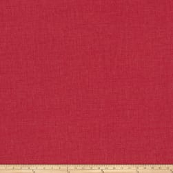 Fabricut Principal Brushed Cotton Canvas Raspberry