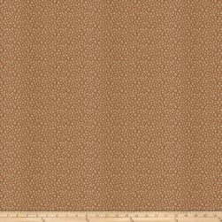 Fabricut Pulp Dot Jacquard Burnt Orange Fabric