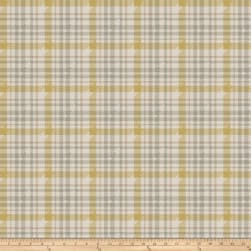 Fabricut Purpose Plaid Chartreuse Fabric