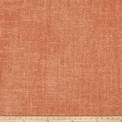 Fabricut Ramones Linen Blend Orange Fabric