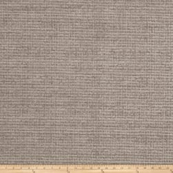 Fabricut Remington Chenille Basketweave Pewter Fabric