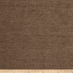 Fabricut Remington Chenille Basketweave Chocolate Fabric
