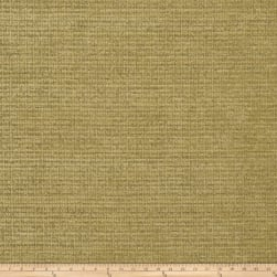 Fabricut Remington Chenille Basketweave Olive Fabric