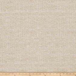 Fabricut Remington Chenille Basketweave Ivory Fabric