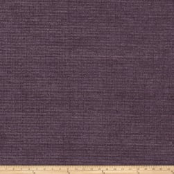 Fabricut Remington Chenille Basketweave Grape Fabric