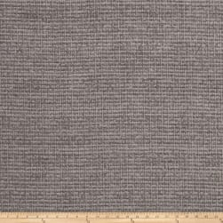 Fabricut Remington Chenille Basketweave Silver Fabric