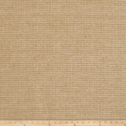 Fabricut Remington Chenille Basketweave Sand Fabric