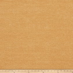 Fabricut Remington Chenille Basketweave Maize Fabric