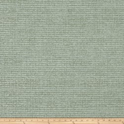 Fabricut Remington Chenille Basketweave Aqua Fabric