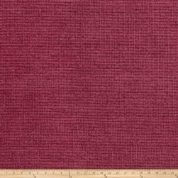 Fabricut Remington Chenille Basketweave Fuchsia Fabric