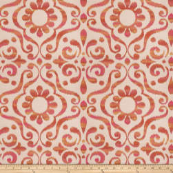Fabricut Ronquil Jacquard Candy Apple Fabric