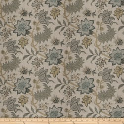 Fabricut Scuttle Linen Blend Gilded Fabric