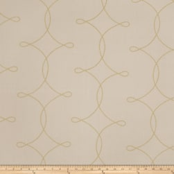 Fabricut Sheryl Interlock Moss Fabric