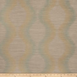 Fabricut Simple Plan Faux Silk Lagoon Fabric