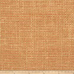 Fabricut Square Dance Chenille Melon Fabric
