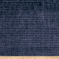 Fabricut Squeeze Play Velvet Navy Fabric