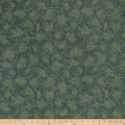 Fabricut Starry Swirls Jacquard Malachite Fabric