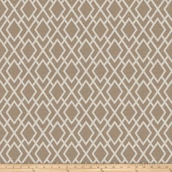 Fabricut Strayhorn Barkcloth Pebble Fabric