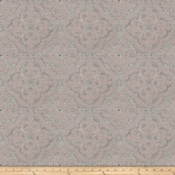 Fabricut Subscription Jacquard Grey Fabric
