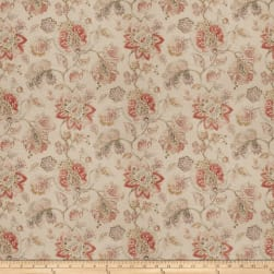 Fabricut Tableau Oxford Carnelian Fabric