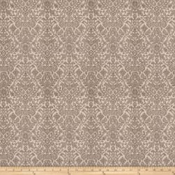 Fabricut Tell Kilim Linen Blend Canvas Metal Fabric