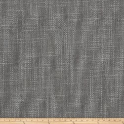 Fabricut Tempest Basketweave Pewter Fabric