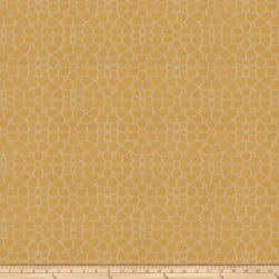 Fabricut Torrent Jacquard Gold Leaf Fabric