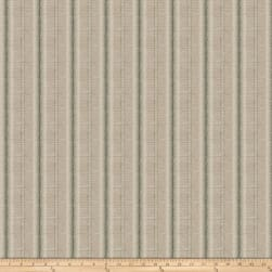 Fabricut Trap Stripe Tweed Aqua Haze Fabric