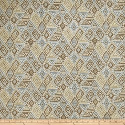 Fabricut Varga Basketweave Stone Harbor Fabric