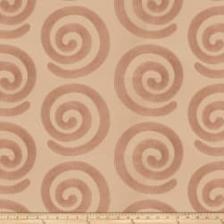 Fabricut Warm Hearted Satin Jacquard Cameo Fabric