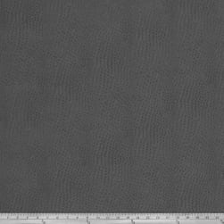 Fabricut Westbury Faux Leather Grey