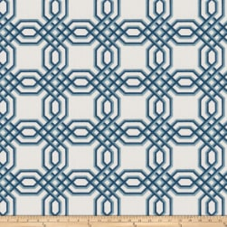 Fabricut Westcott Linen Blend Nautical Fabric