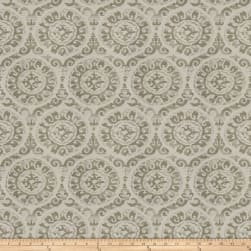 Fabricut Willy Nilly Jacquard Pewter Fabric