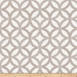 Fabricut Wow Lattice Jacquard Slate Fabric