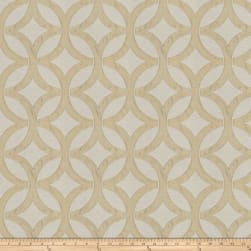 Fabricut Wow Lattice Jacquard Cream Fabric