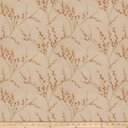 Fabricut Zaria Embroidered Orchard Fabric