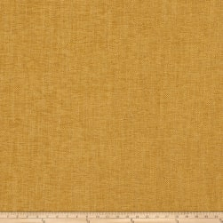 Fabricut Zenith Chenille Basketweave Gold Fabric