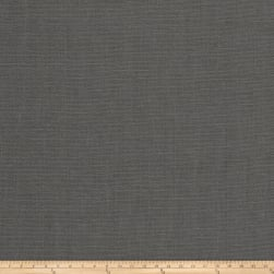 Jaclyn Smith 01838 Linen Blend Charcoal Fabric