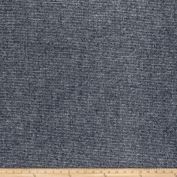 Jaclyn Smith 02133 Linen Cotton Shimmer Indigo Fabric