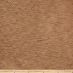 Trend 02716 Pintucked Taffeta Copper Fabric