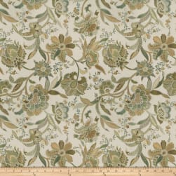 Trend 02731 Jacquard Meadow Fabric